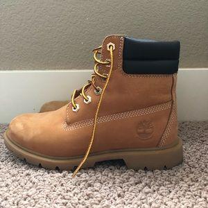 Women's Timberland work boot